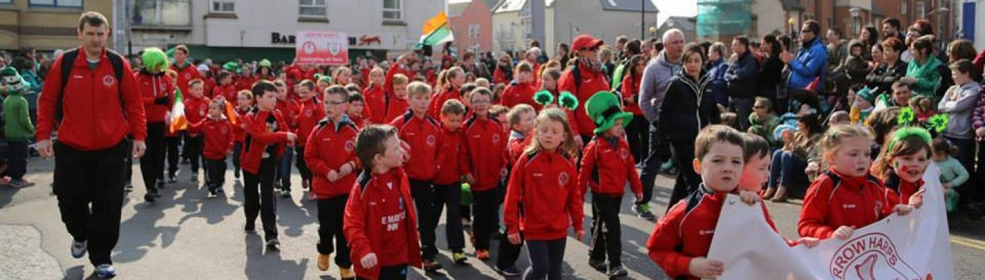 Sligo St Patricks Day Parade